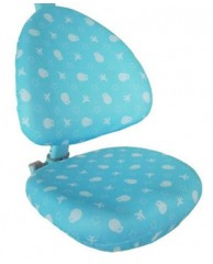 TA213LB:CHAIR COVER (LIGHT BLUE)