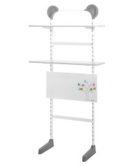 TU1213WW:STANDING SHELF UNIT