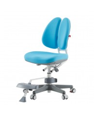 TC602WLB:DUOBACK CHAIR W/FOOTREST